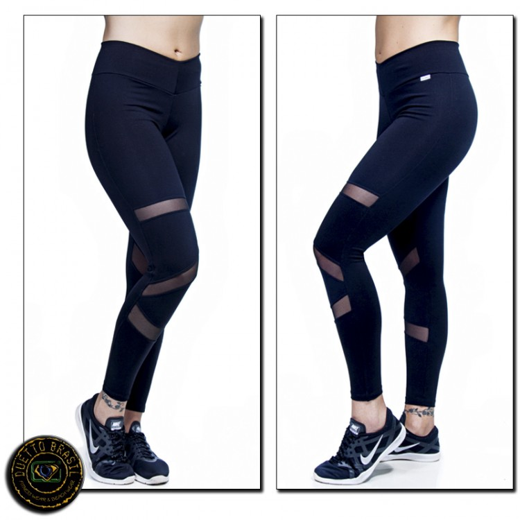 LEGGING COM ILLUSION